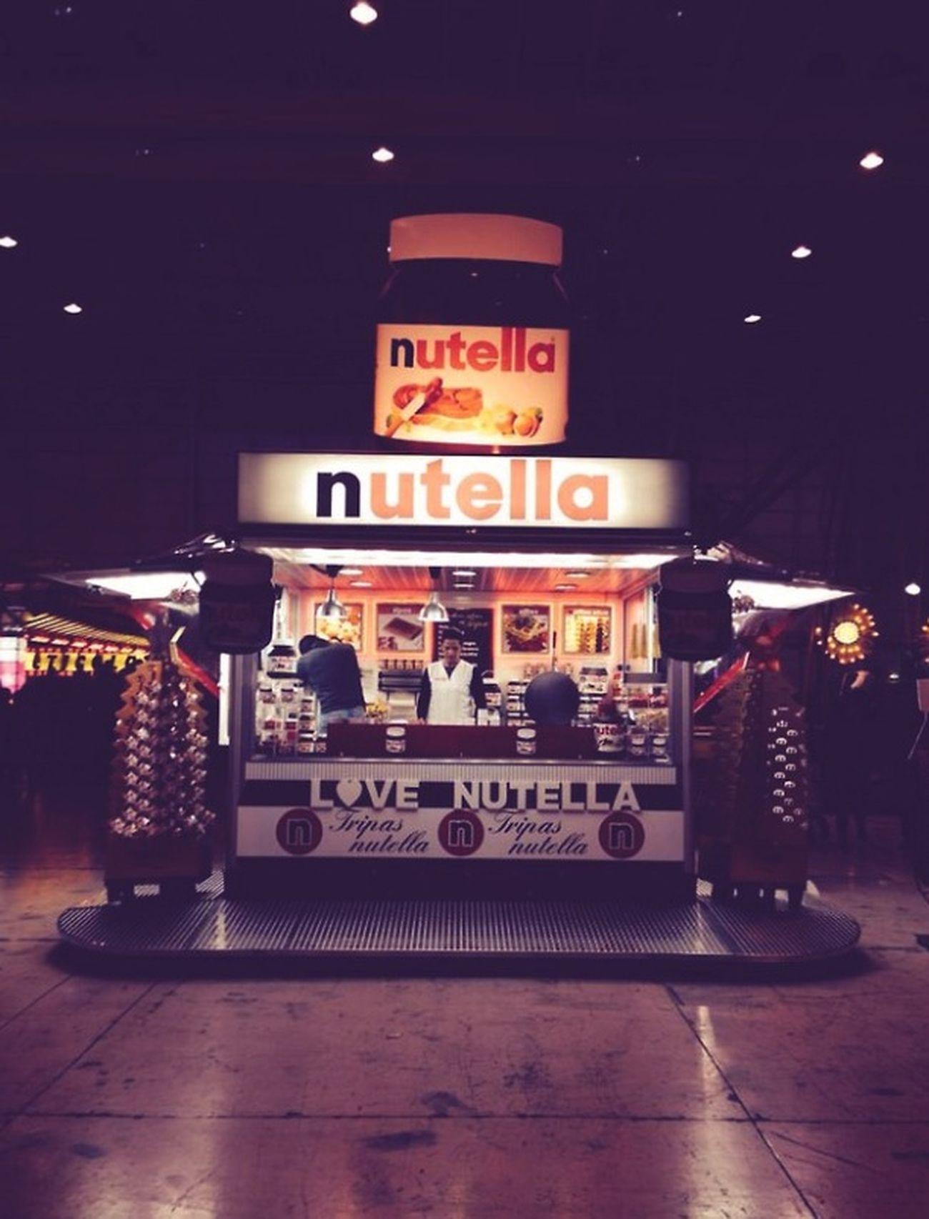 عشقي Love Chocolate Nutella ♥