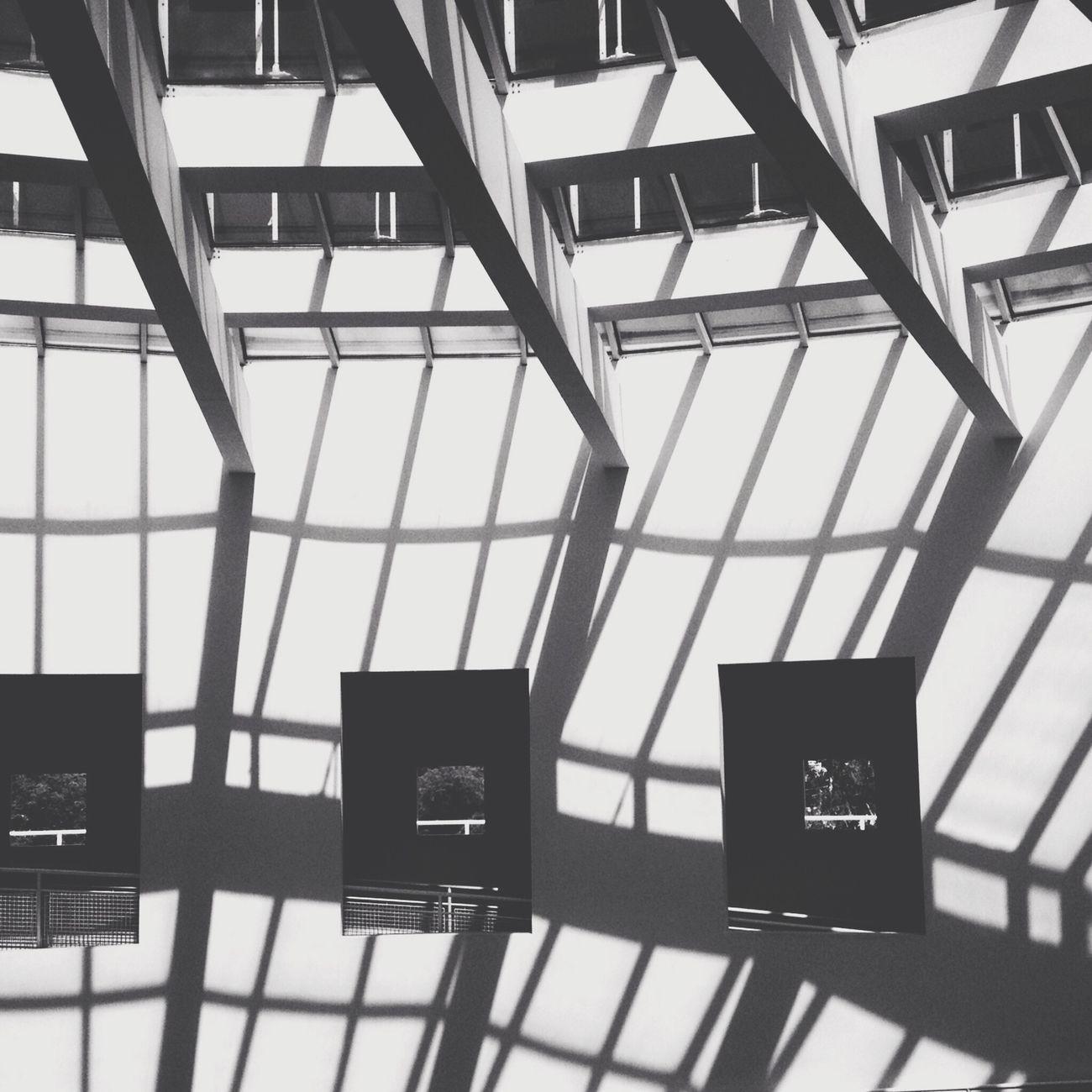 Blackandwhite Monochrome Architecture Architectural Detail