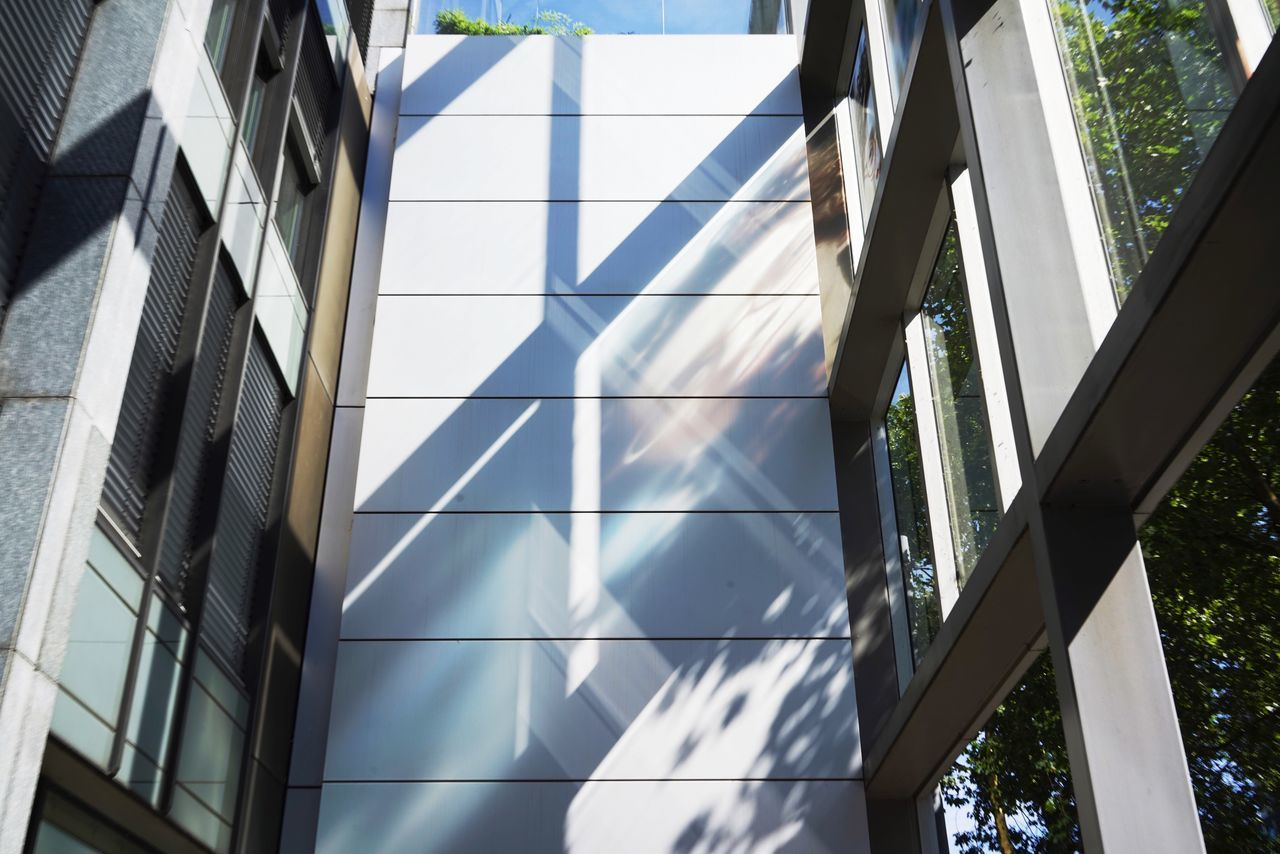 Architecture Built Structure Day Modern Sunlight Building Exterior Low Angle View Outdoors No People
