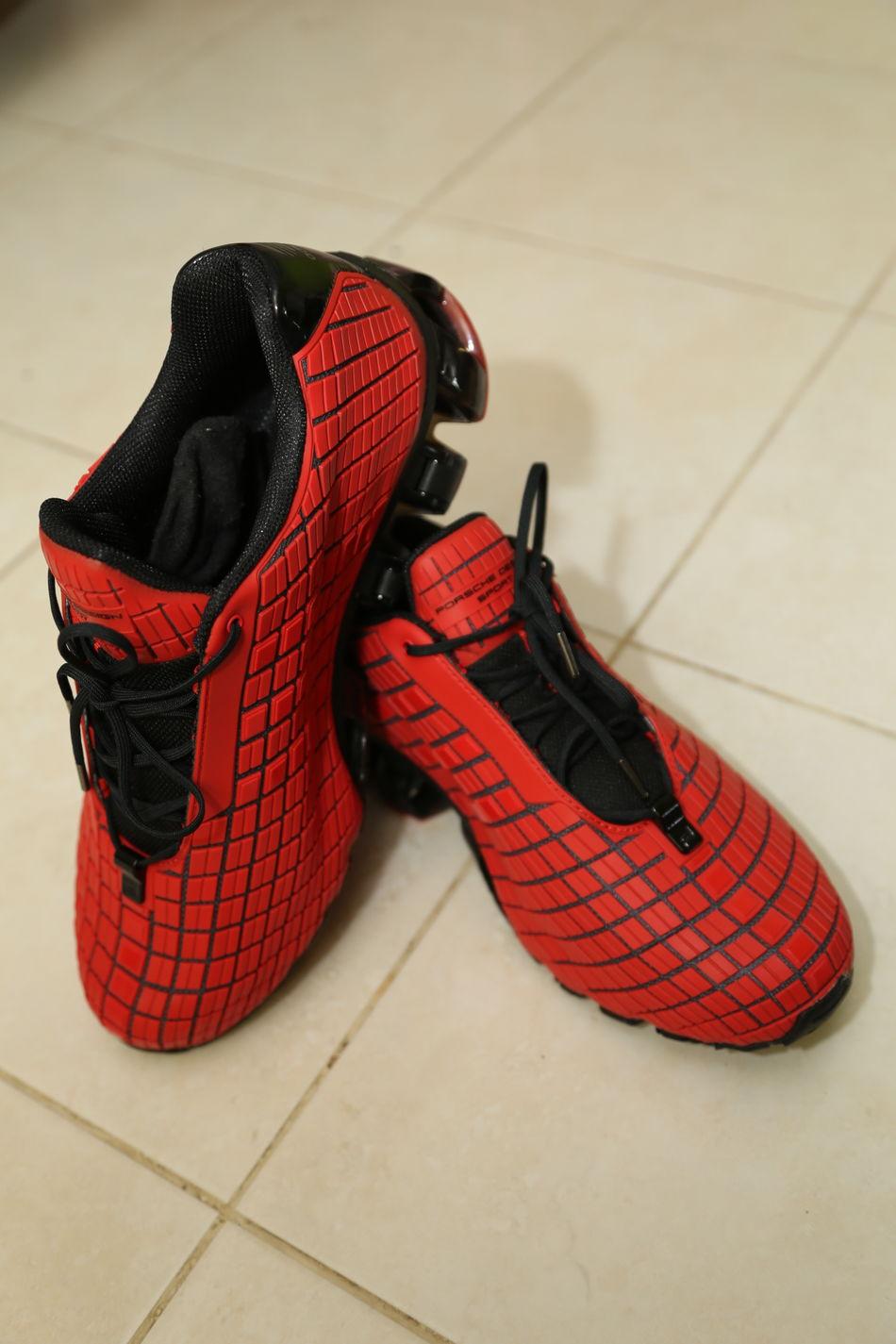 Limited edition adidas porsche design shoes P5000