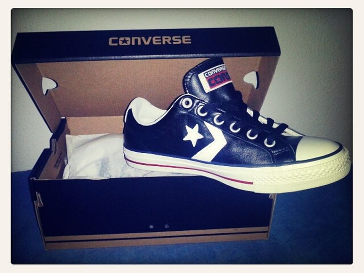 My New Sneakers Converse