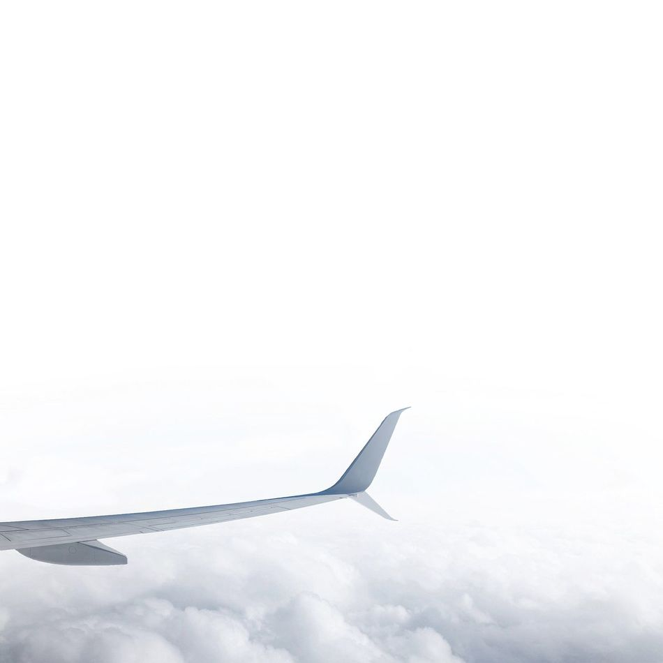 Beautiful stock photos of white, Above, Aerial View, Air Vehicle, Aircraft Wing