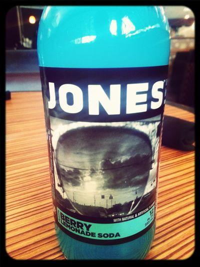 Blue Drinks Jonessoda YumYum