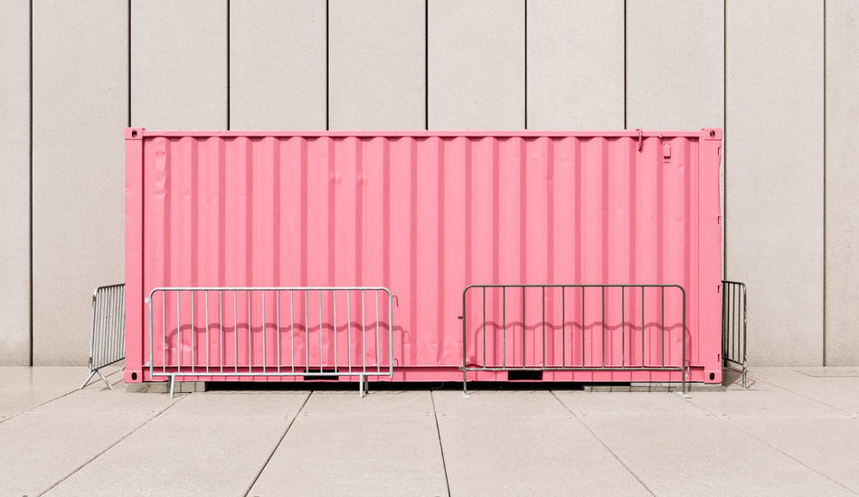 Beautiful stock photos of licht, Barricade, Cargo Container, Container, Coral Colored