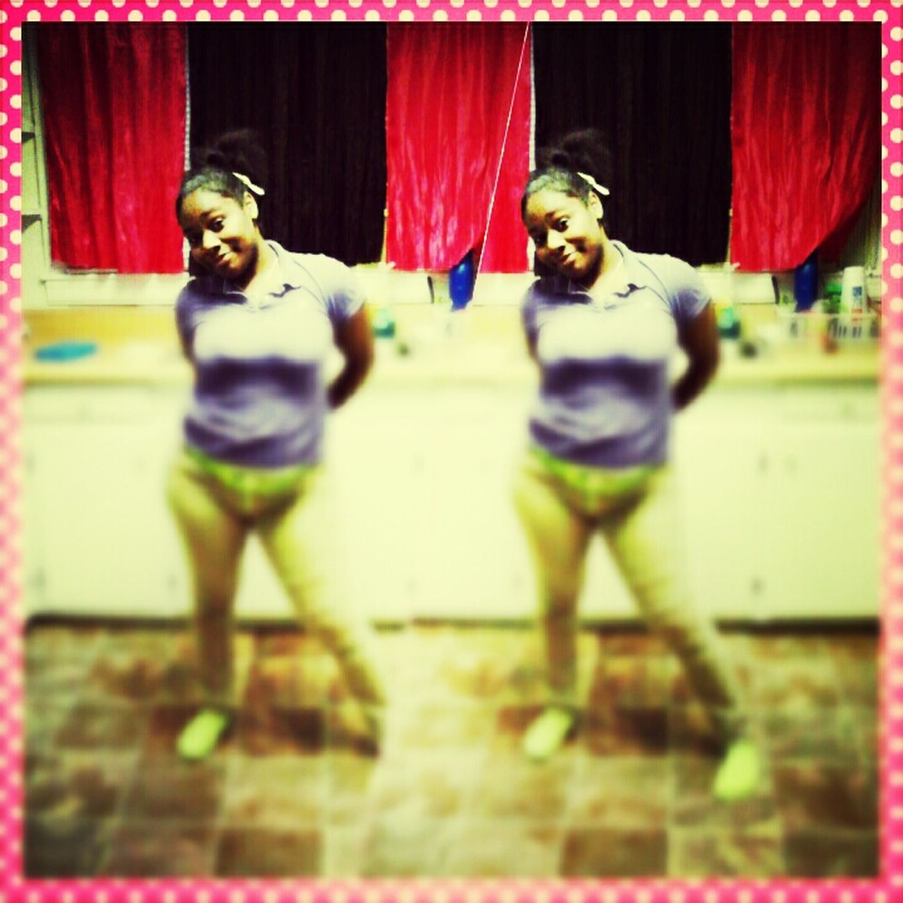 Bitch So Thickk Betta Watch Ya Mann Wen Im Around......