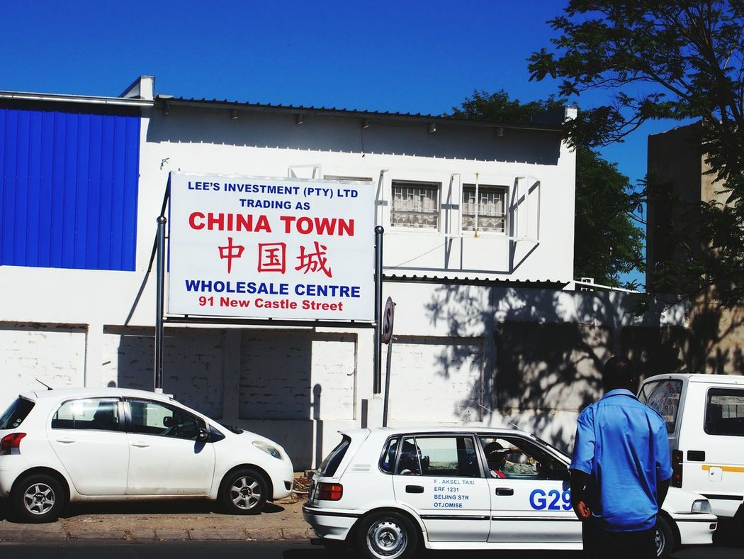 China Town Around_the_world Windhoek, Namibia