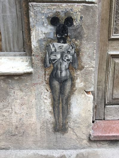 Cuba Art And Craft Sculpture Statue Creativity Human Representation Day No People Outdoors