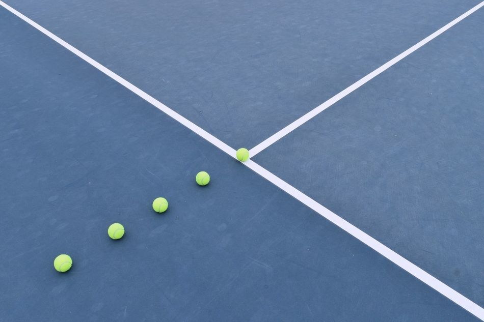 Beautiful stock photos of blau, Ball, Competitive Sport, Court, Day
