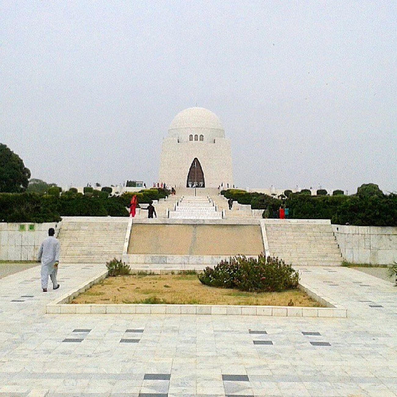 Mazar Quaid Azam MUHAMMAD Ali Jinnah Founder Karachi Khi Pakistan Pk