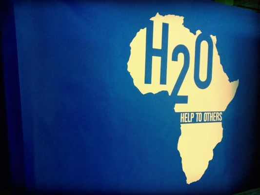 h2o at Advertising Flag Company, Inc by focadima