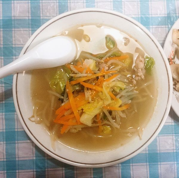 Healthy Eating Food And Drink Bowl Ready-to-eat Freshness Food Soup Indoors  Serving Size Vegetable No People Meal Healthy Lifestyle Close-up Chopsticks Table Day Noodle Soup Ramen Japanese Food Ramen Noodle Travel Destinations Traditional Food Japanese Style