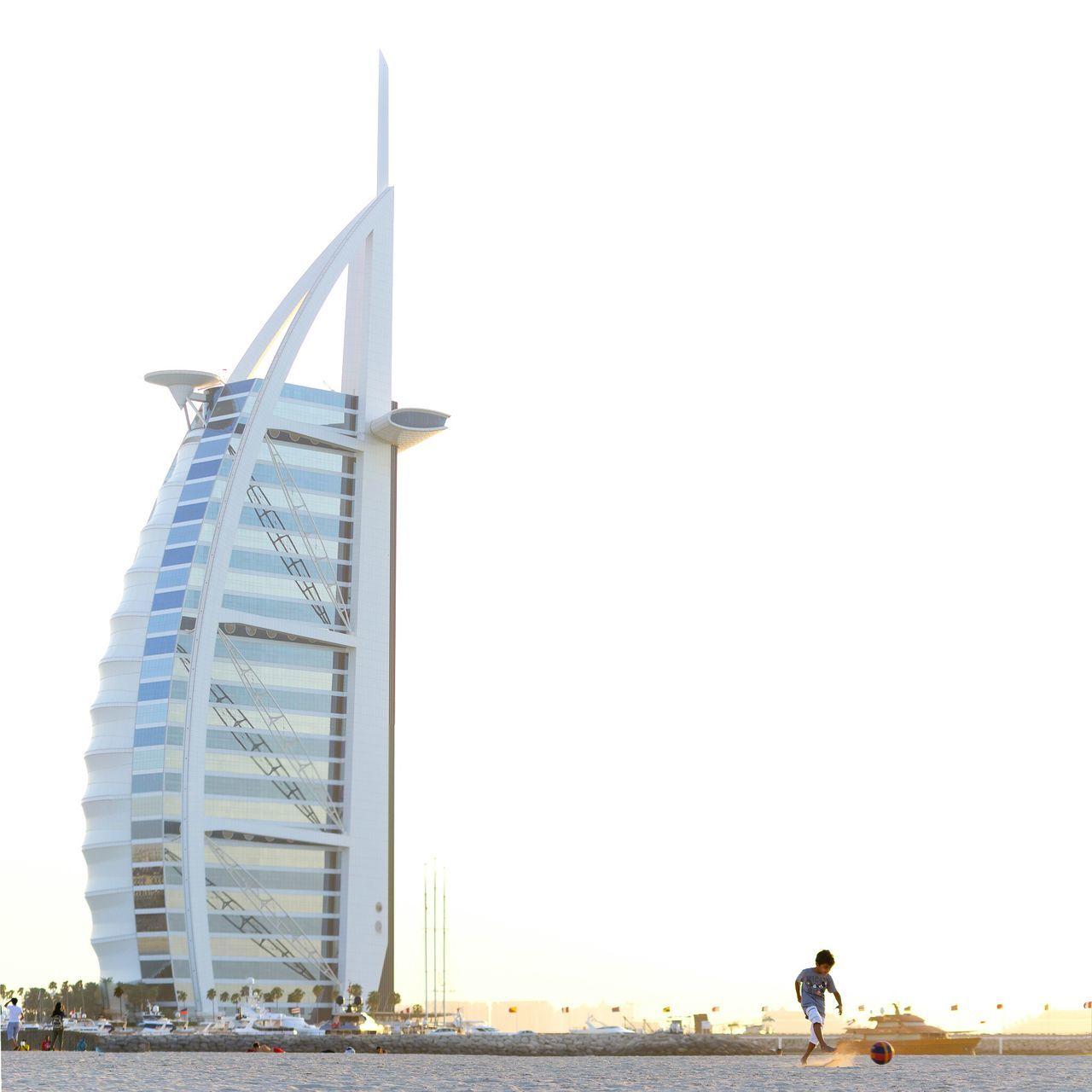 Sport In The City Dubai Burjalarab