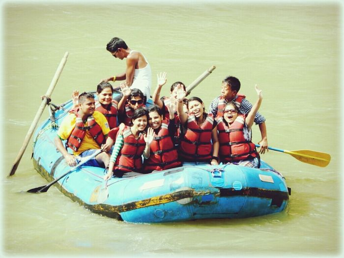 Rafting!! Holiday College Trip :) Out Exploring