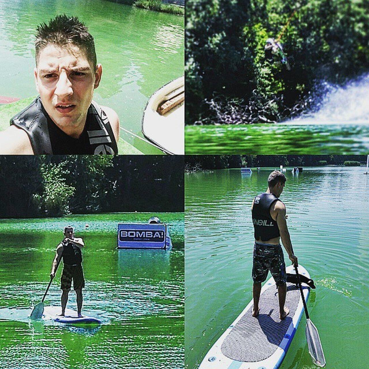 Wakeboard Lakeboard Gyomro Summer