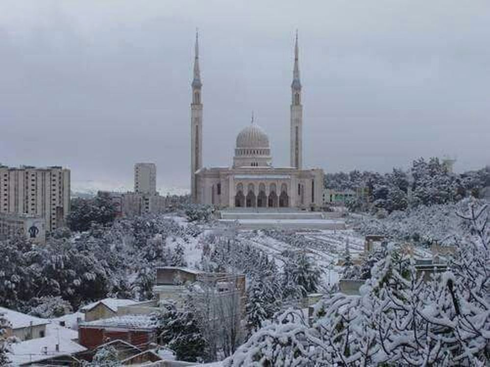 Taking Photos Architecture This Is Where I Live... I Love My Country Mosque Emir Abd Elkader a Constantine Algeria