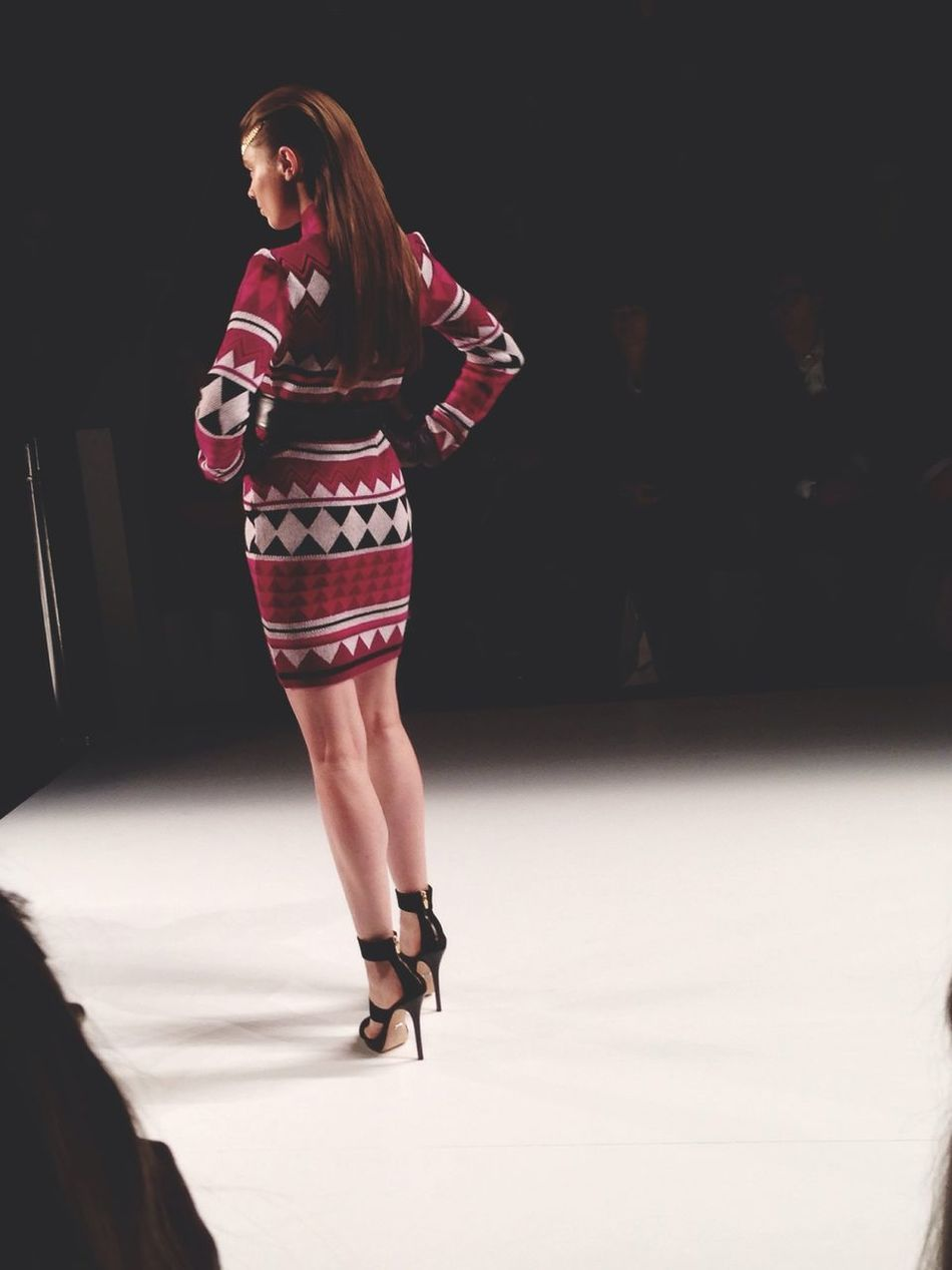 Wonderful Designs Mbfwb Fashion Collection Runway