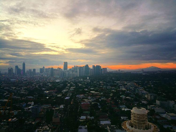 Cityscape Cloud - Sky Skyscraper Huawei P9 Leica Eyeem Philippines City HuaweiP9