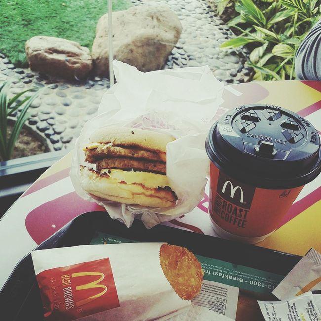 Breakfast Mcdonalds Love Life Taking Photos