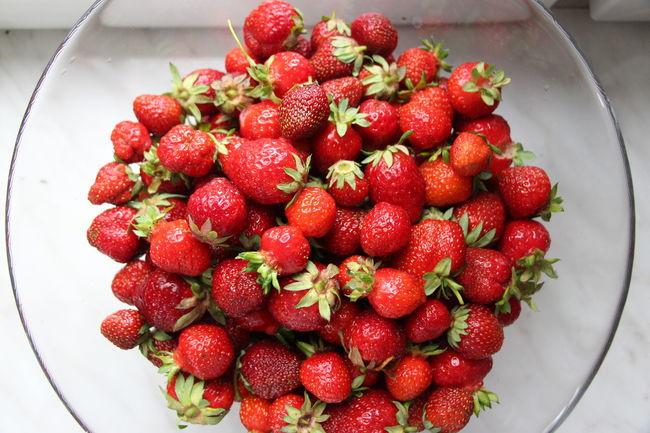 Beere Beeren DIY Erdbeer Erdbeeren Erdbeeren Pfl Garten Garten Pflanze Natur Selbstversorgung