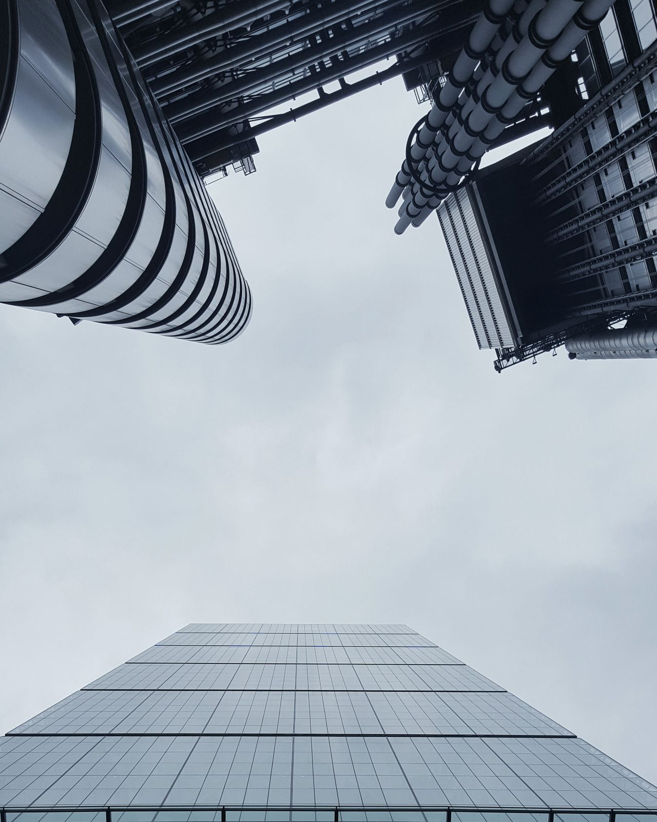Business Finance And Industry Architecture No People Built Structure Cloud - Sky Outdoors Above Steel Sky Day Architecture London Cheesegrater Building Lloyds Building Lloyds Cheesegrater Leadenhall Building City From Below Looking Up The Architect - 2017 EyeEm Awards EyeEm LOST IN London