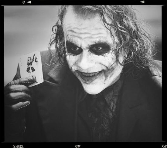Heath Ledger  Amazing Personality  The Best Curve On A Girl Is Her Smile