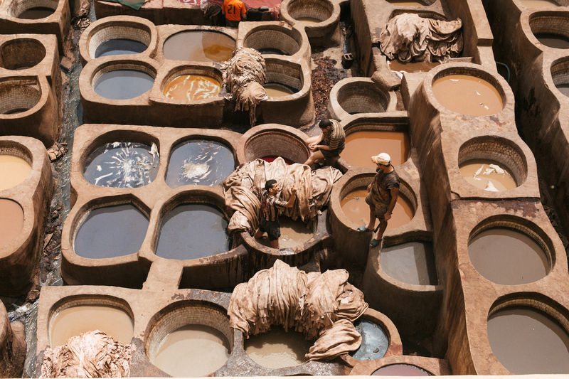 Thats is really amazing! Its worth to visit this place :) Curtume EyeEmNewHere Fes Morocco Morocco TannerieChouawara Architecture Day Indoors  No People People Tanneries Tanneries Of Fes Tannery The Week On EyeEm