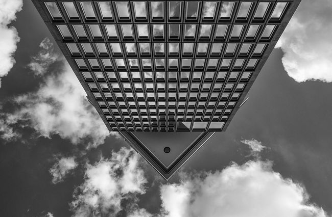 I amsterdam EYE vs A'DAM Tower A'dam Toren My Favorite Place I Amsterdam Monochrome Photography Cloud - Sky Battle Of The Cities Reflection_collection Black And White Collection  Black And White Photography Dramatic Angles From My Point Of View Architecture Architecture Photography Architectureporn Architecturelovers Eyeem Market EyeEm Gallery Urban Geometry Urban Architecture Abstractlovers Abstract Architecture Black And White Reflections In The Glass Windows Reflection On Building Reflection