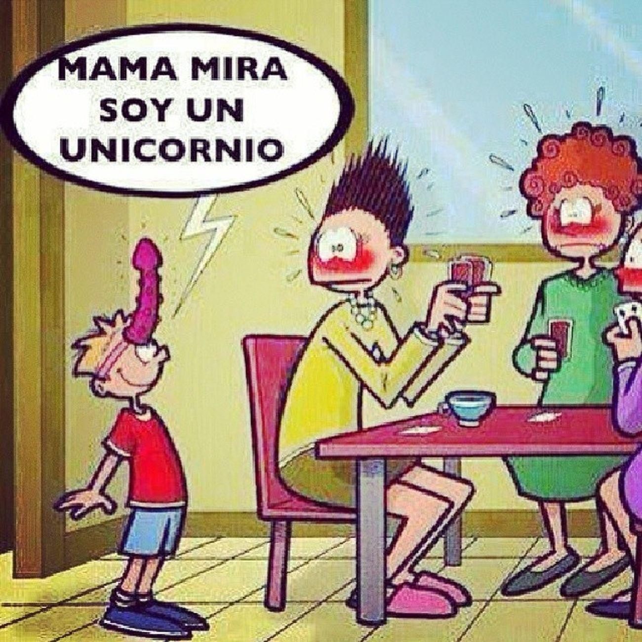 Unicornio Risas XD