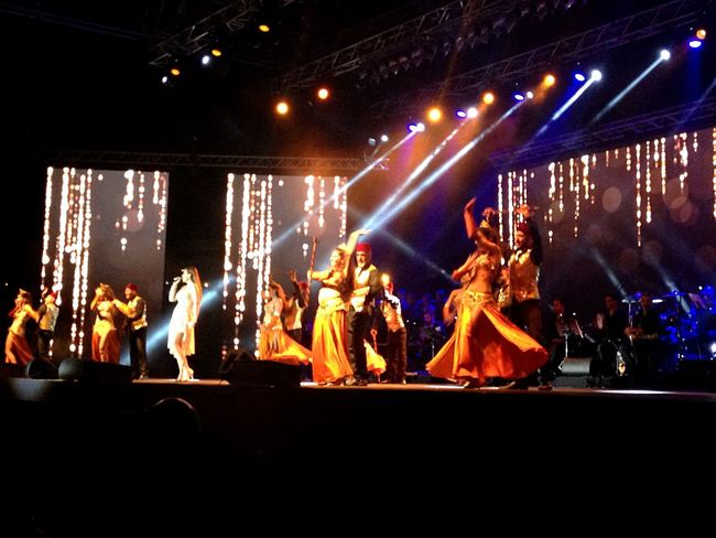 Music Show Byblos International Festival Festival Mediterranean  East Mediterranean Lebanon Lights Byblos