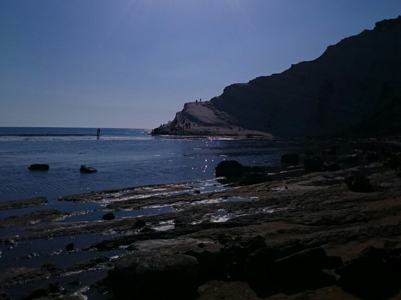 Eye4photography  Beachphotography Agrigento Sicily Panoramic Photography