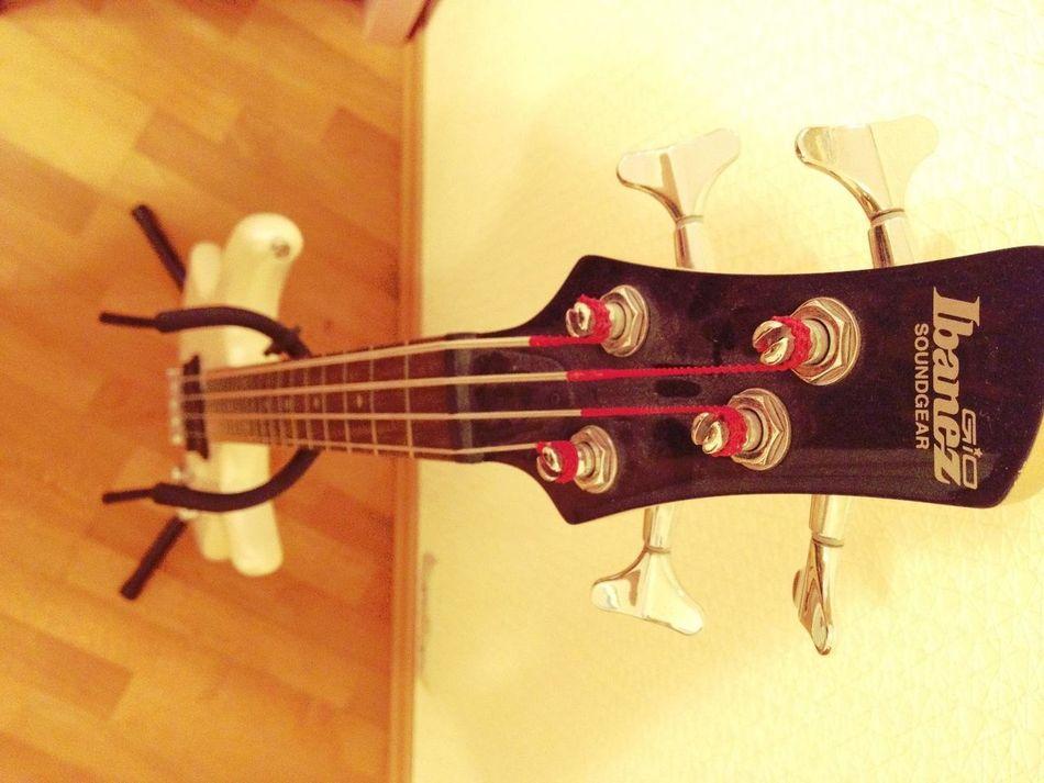 my OLD bass at Поселок Таунхаусов Куркино My OLD Bass