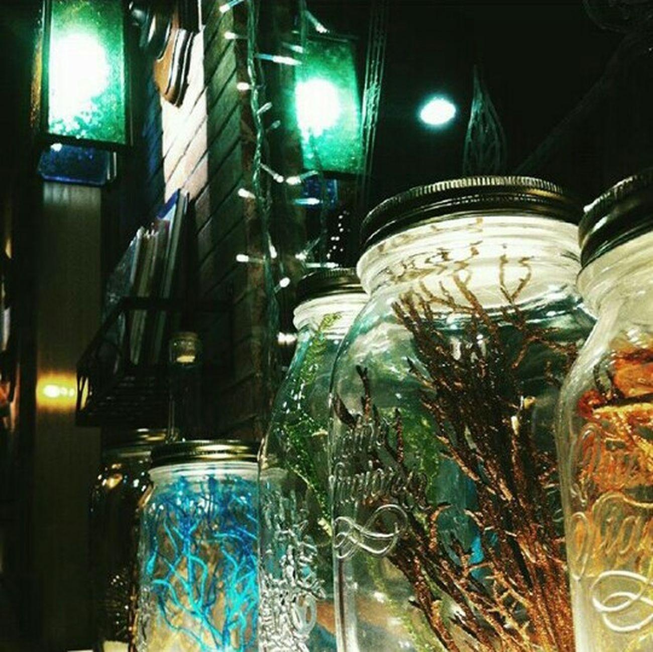 Beautifully Organized First Eyeem Photo Jars  Jars Of Lights Dark Darkness And Light Darkness
