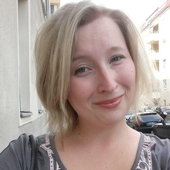 Den Bestermannderwelt von der Arbeit abholen :) Blond Hair