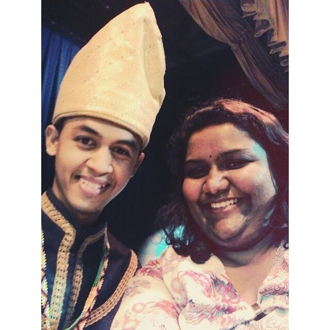 Among all the dancers, he was the sweetest.... Salomarestaurant Mtcp2014 Instep +plc