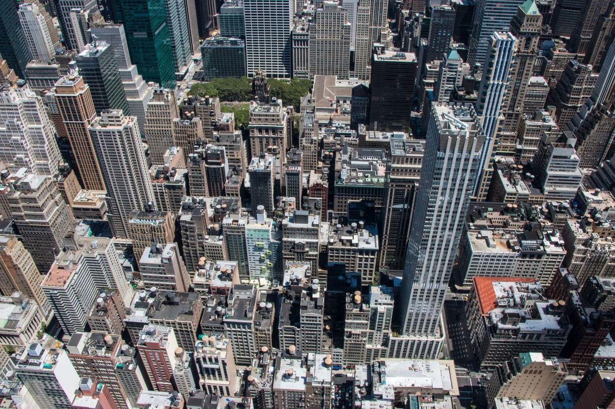 New York Manhattan Grattacieli Empire State Building