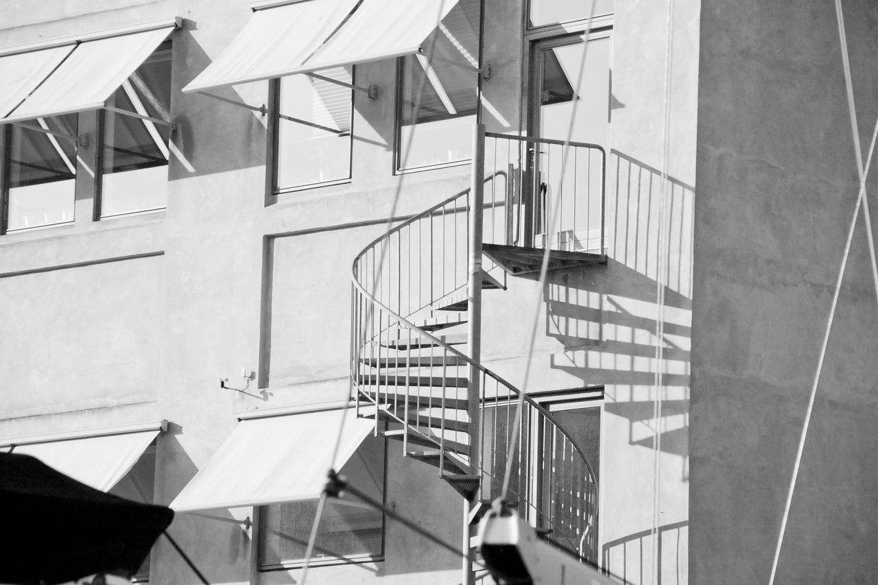 Architecture Blackandwhite Building Exterior Built Structure Canon Day Eye4photography  EyeEm Best Edits EyeEm Best Shots EyeEm Gallery Monochrome No People Outdoors Photography Staircase Steps Steps And Staircases