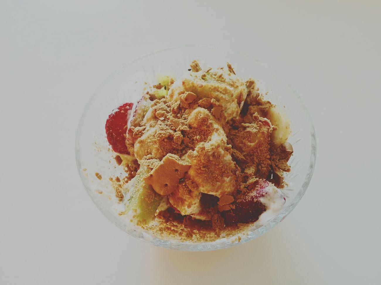 Foodie Fruit Cookie Greekyogurt