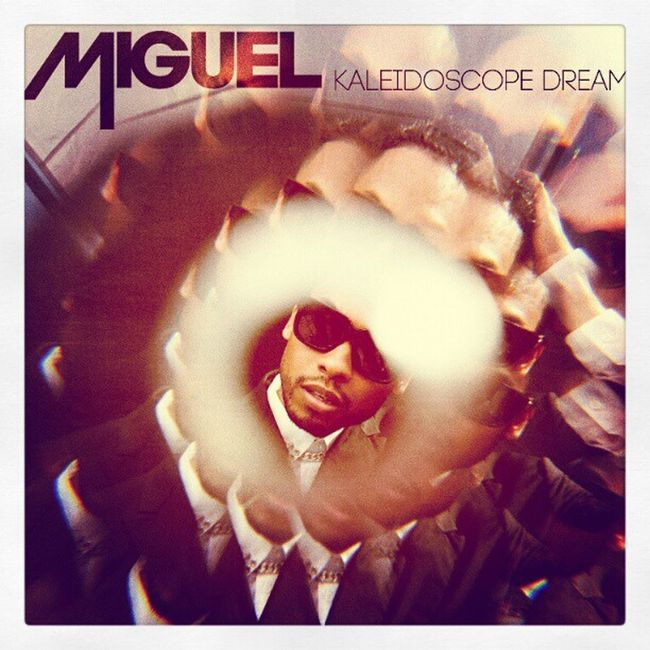 Been bumpin' @MiguelUnlimited's KaleidoscopeDream all weekend. Get on it people.