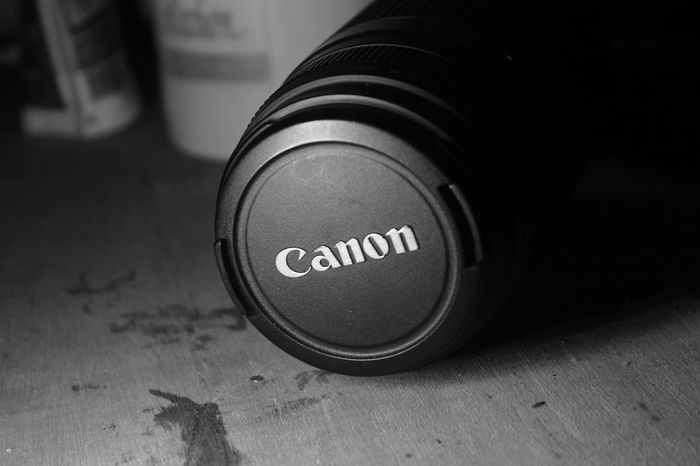 75-300mm STM Canon Lens Black And White Canon Close-up Communication Day Focus On Foreground Indoors  Lens No People Text