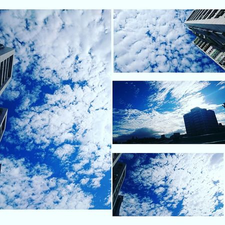 The clouds today..😍☁⛅⛅🌁 Taking Photos Nature_collection Loves_taiwan EyeEm Nature Lover Enjoying The Sights Taiwanislove💝 EyeEm Best Shots Cloudscattered Clouds And Sky Cloudsporn Eye4photography  Eyem Best Shots Hello World Cloudscape Taipei Life Taipei,Taiwan Enjoying Life