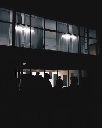 Exhibition of the Master students Folkwang University Open Edit