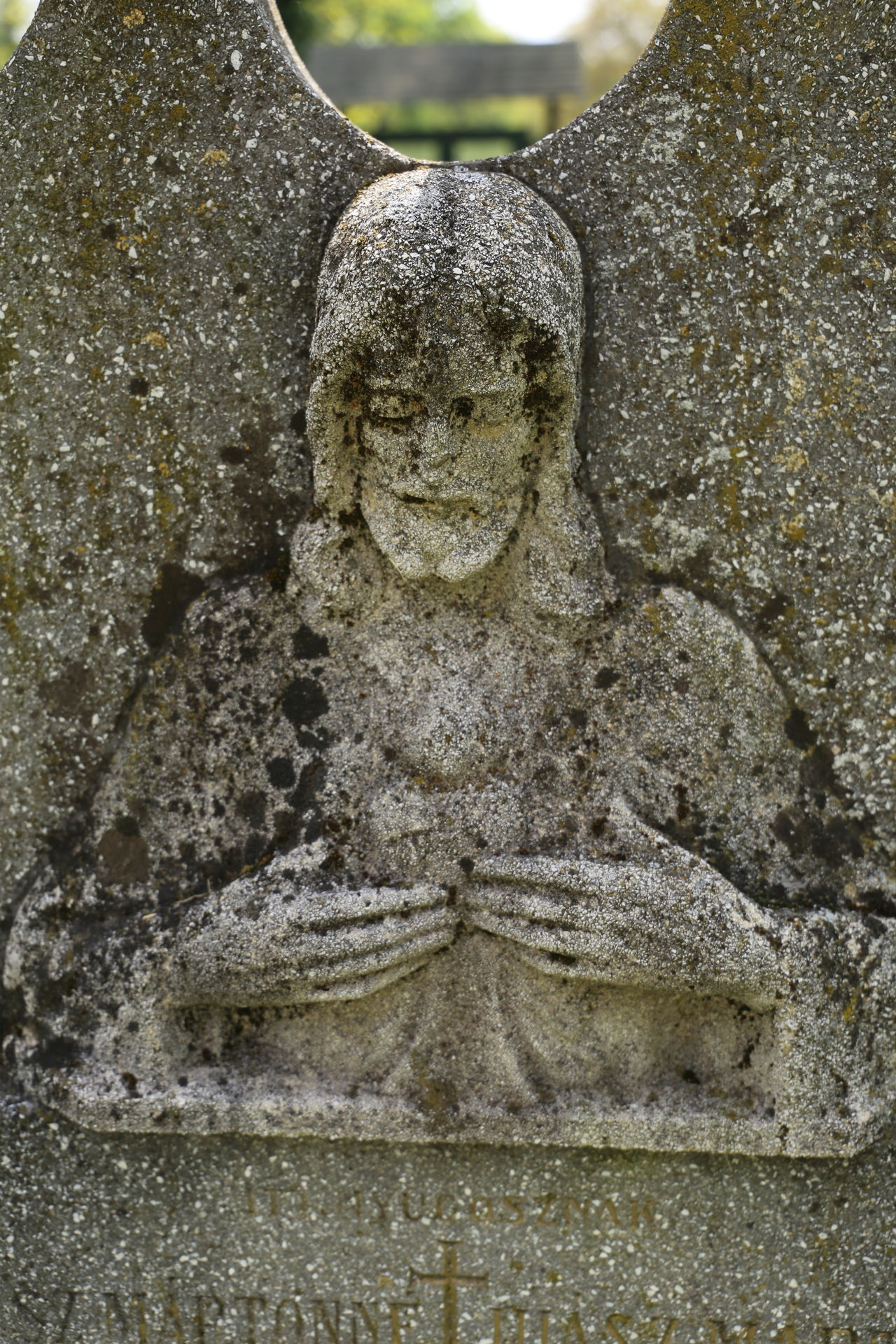 Ancient Civilization Art And Craft Close-up Day History Human Representation Jesus Jesus Christ Jesuschrist Male Likeness No People Outdoors Sculpture Statue