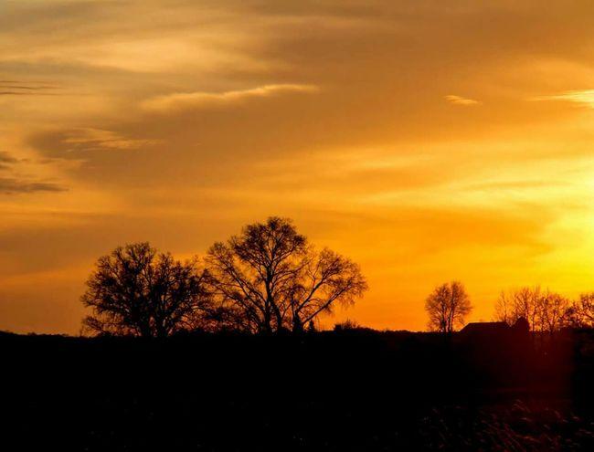 Fireinthesky Sunset #sun #clouds #skylovers #sky #nature #beautifulinnature #naturalbeauty #photography #landscape Wisconsin MidWest