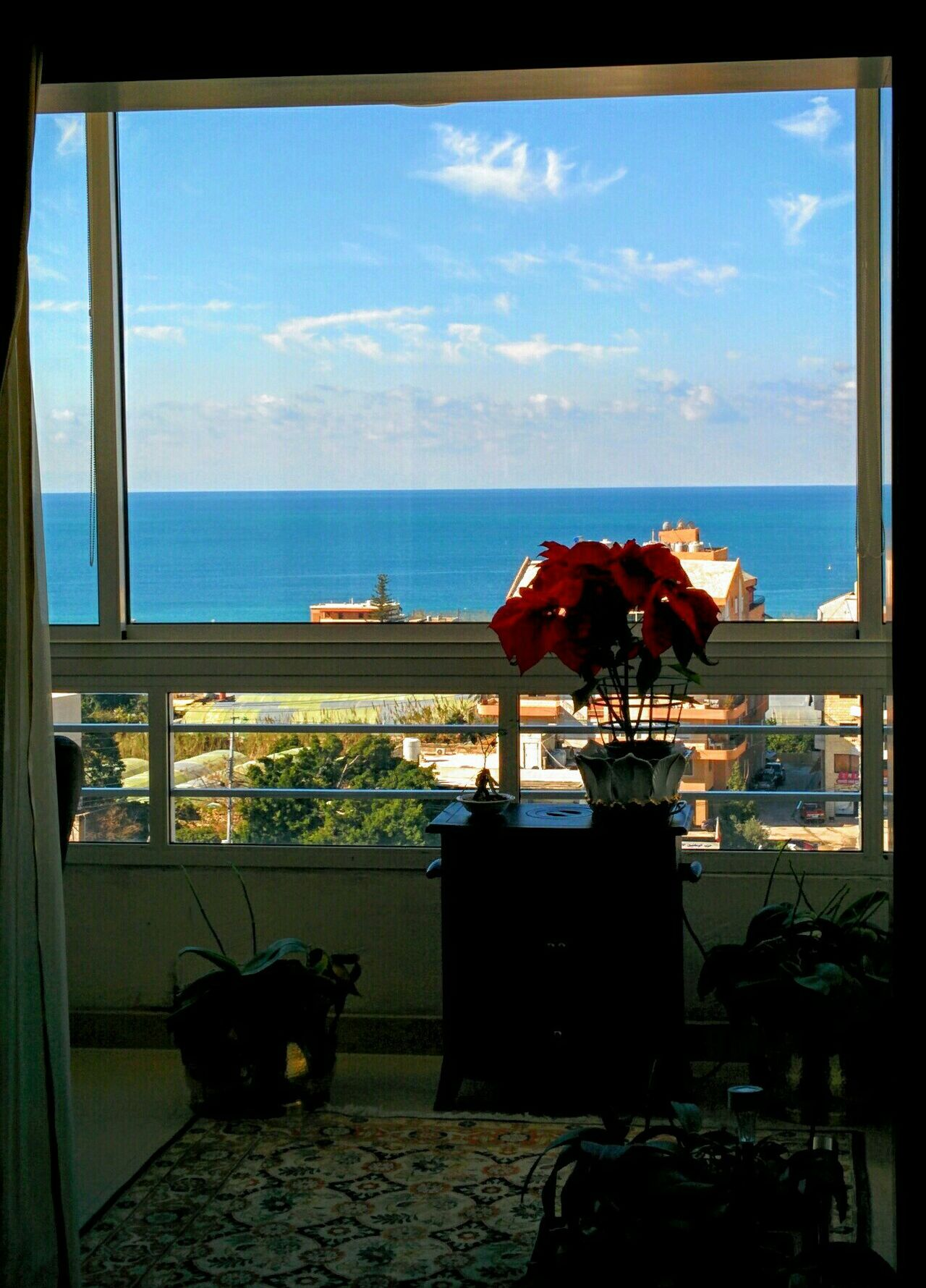 Good Morning Byblos From My Living Room Blue Sky Blue Sea Mediterannee Basin