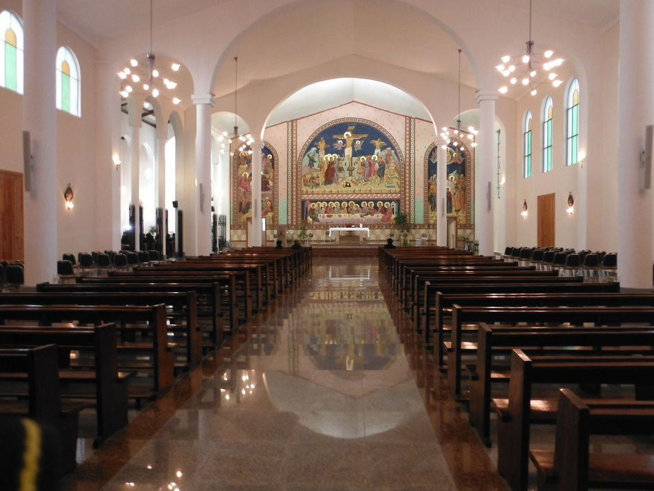 Catholic Church In Chile.