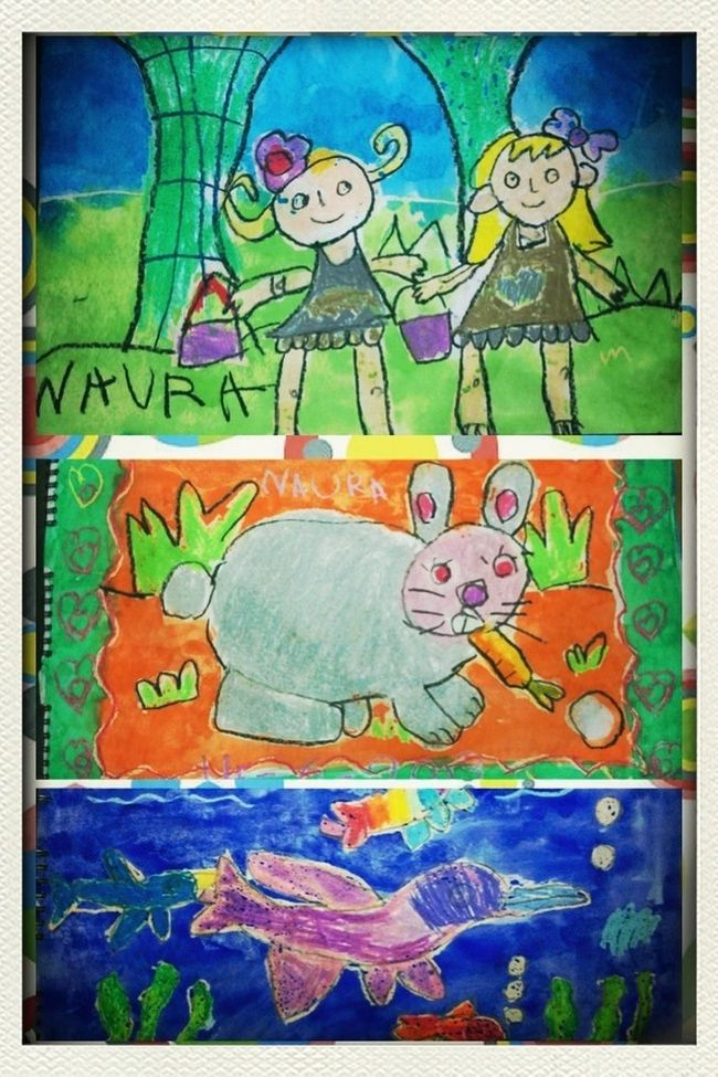 Kids' Artwork Naurania