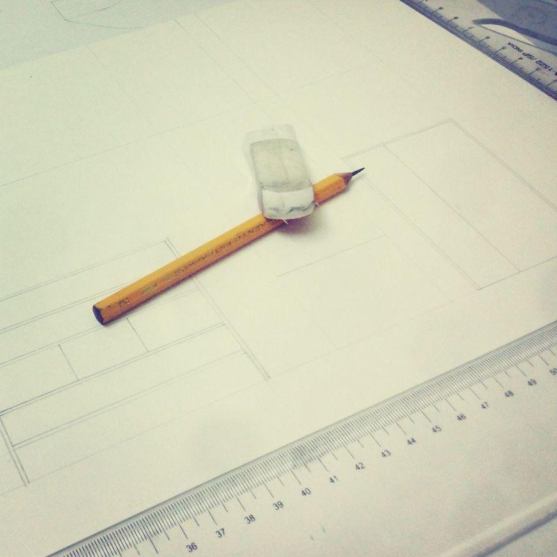 Interior Design Plan Drawing Photography
