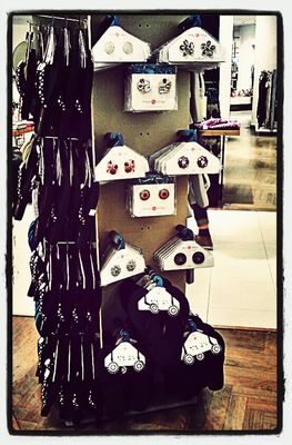 I see faces (The Original) at KARSTADT by börlinpixel