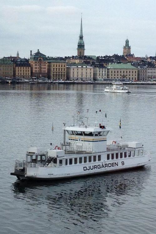 Stockholm from Fotografiska
