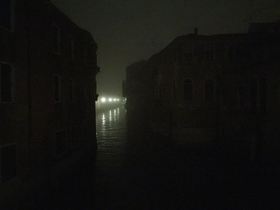 Venice By Night Welcome To Black